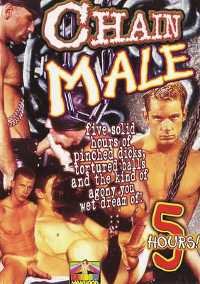 DVD GAYS Peliculas Gays Chain Male