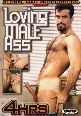 DVD GAYS Peliculas Gays Loving male ass
