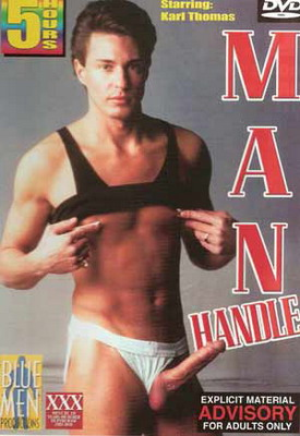 DVD GAYS Peliculas Gays Man handle